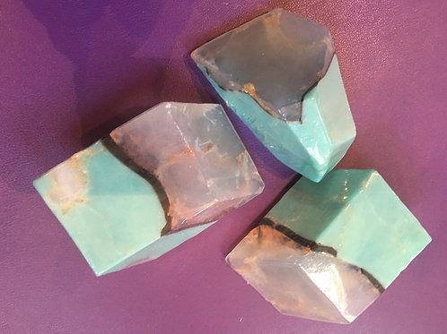 Turquoise Soaprock