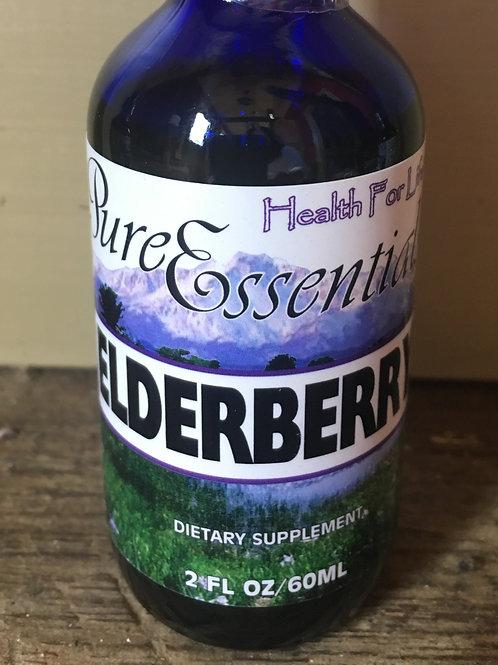 Elderberry Liquid 2oz