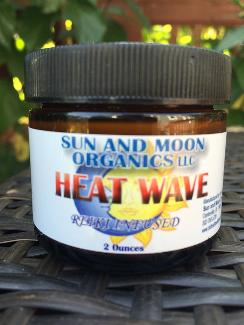Heat Wave Muscle and Joint Relief Lotion 2oz