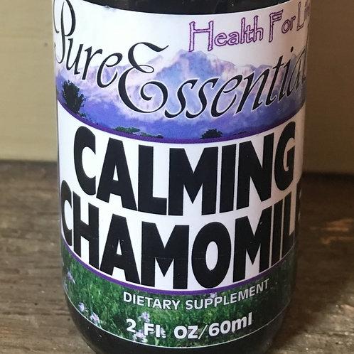Calming Chamomile herbal blend 2oz
