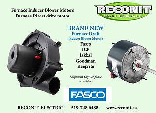 furnace blower motor for heat