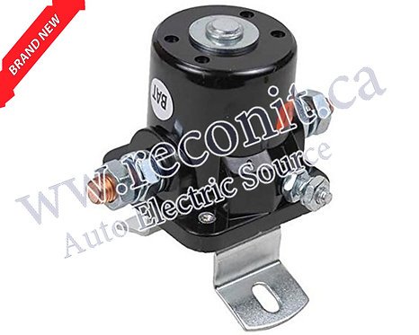 Solenoid Relay Ford Tractor