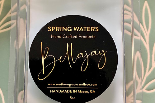 Spring Waters Wax Melt