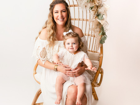 Mommy & Me Mini Sessions - With Jaemie Hillbish Photography