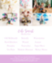 jaemie hillbish photography baby cake smash, first birthday, cake, banner.