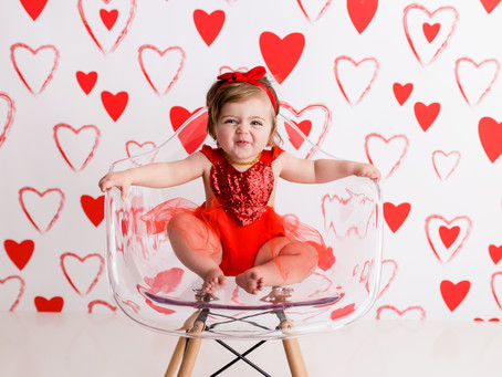 Jordan's Valentines Day Mini Session - With Jaemie Hillbish Photography