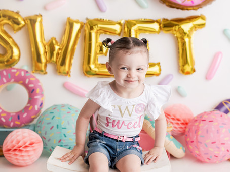 Meilani's Two Sweet Donut Smash Session - With Jaemie Hillbish Photography 🍩 🍩 🍩