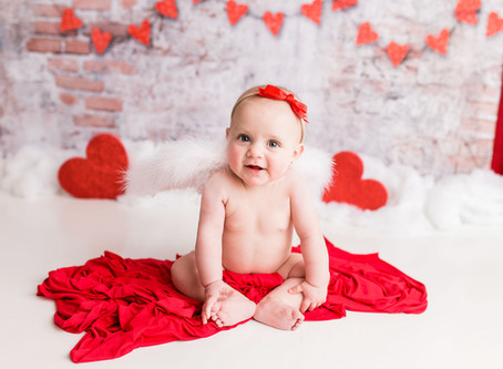 Valentine's Day Mini Sessions - With Jaemie Hillbish Photography.