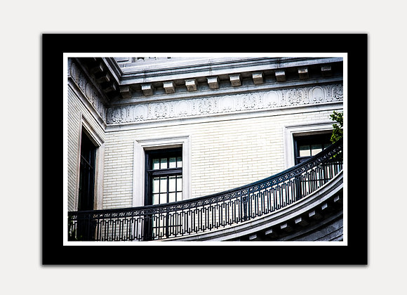 Savannah Architecture 2