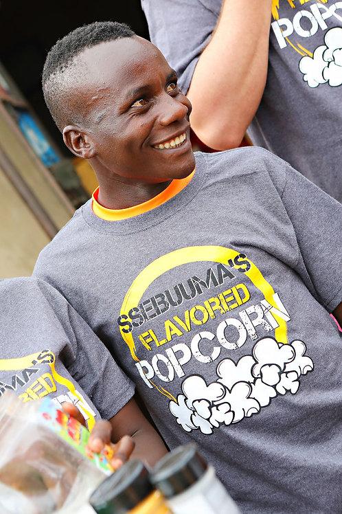 Ssebuuma's Flavored Popcorn T-Shirt
