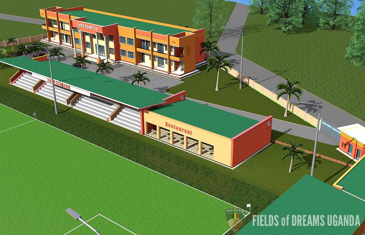 FoDU Empowerment Center at Bbanda Park