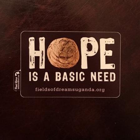 FoDU Stickers 4-pack
