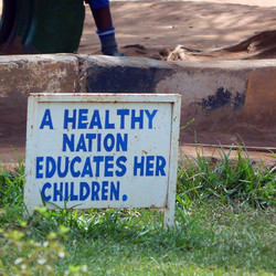 A healthy nation ...