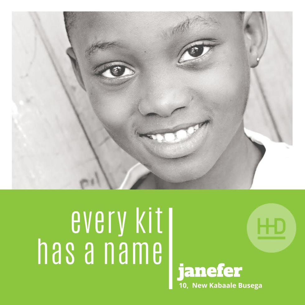 Every kit has a name