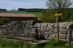 Fontaine de Servière Le Lit Magnole