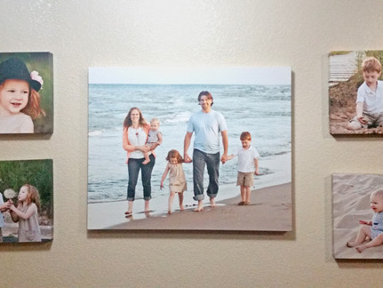 Wall Grouping Tips for your Next Photo Shoot