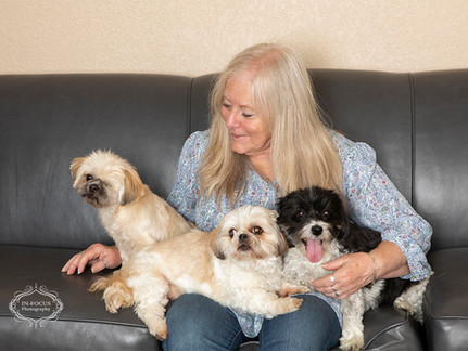 Client Spotlight: Joanne the Dog Rescuer