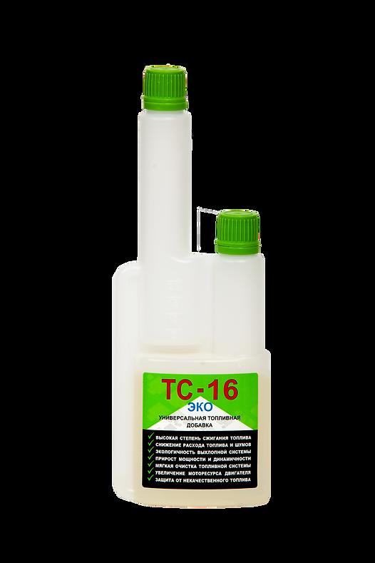 """""""ТС-16 ЭКО"""" - универсальная топливная добавка."""