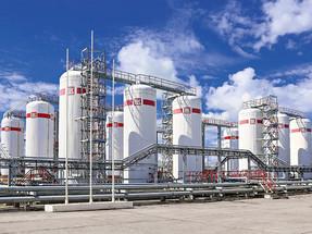 """""""ТС-16 ЭКО"""" и хранение нефтепродуктов. / """"TS-16 ECO"""" and storage of petroleum products."""