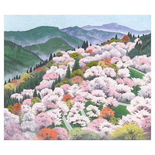 Yoshinoyama-no-Sakura/Nara