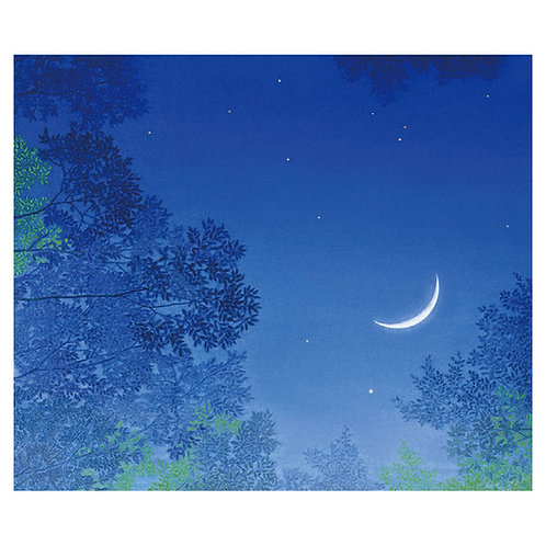 夕月夜/A Moonlight Evening