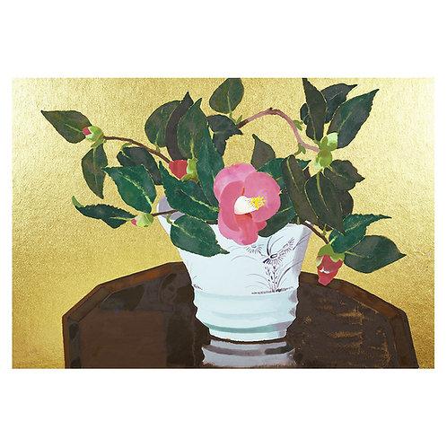 Camellias on the Desktop