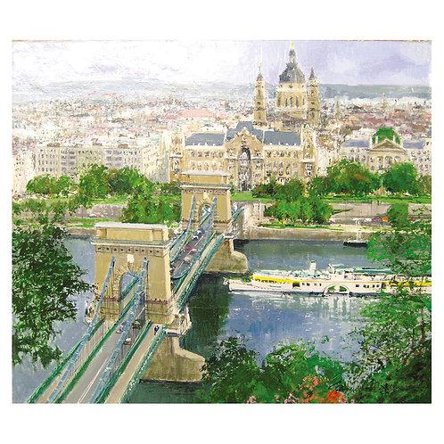 Bridge of Danube