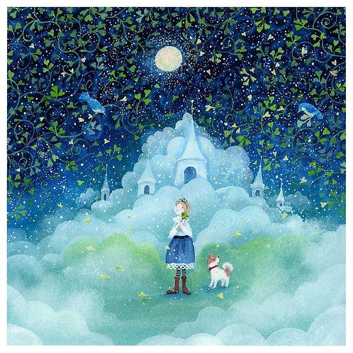 A walk in a dream