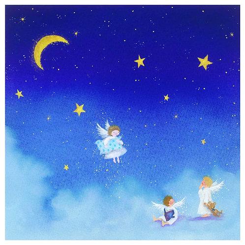 Angel ... Good night