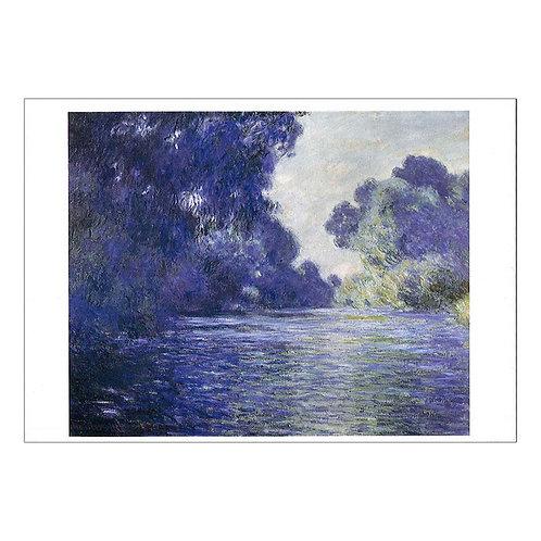 Claude Monet Postcard