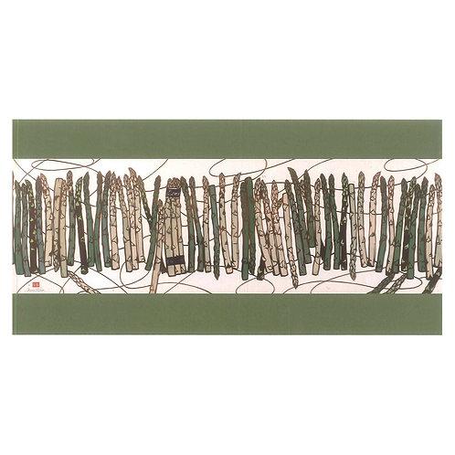 Picture Postcard - Asparagus -