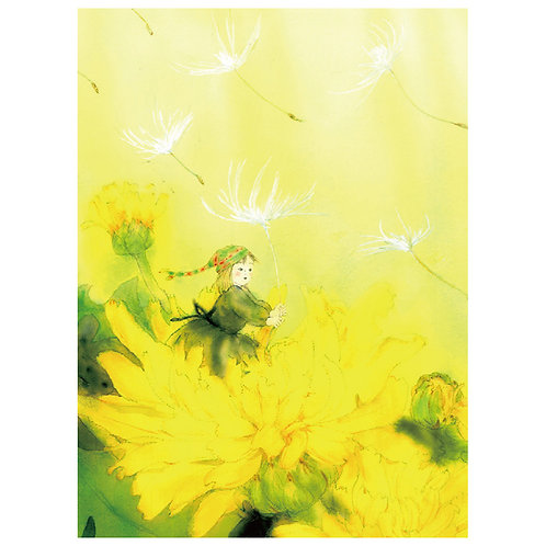 A Promise of Dandelion -Bloom next year-