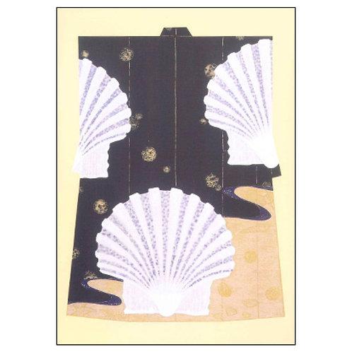 Tomiyuki Kunihiro Postcard