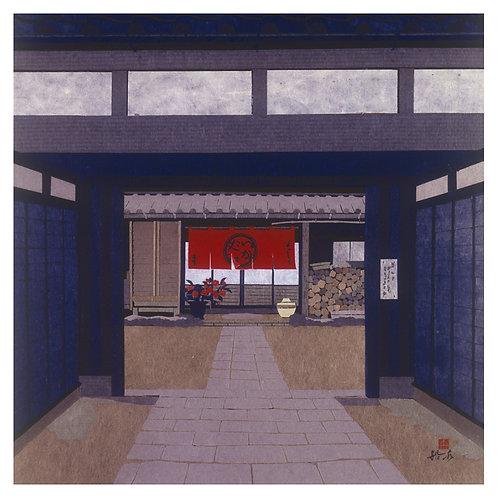 Soba restaurant Ikadachi