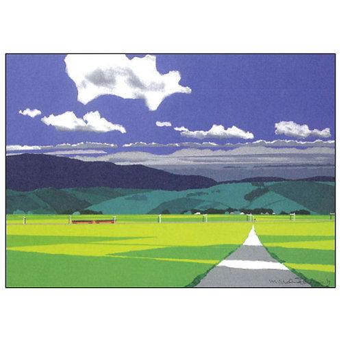 Masayasu Uchida Postcard