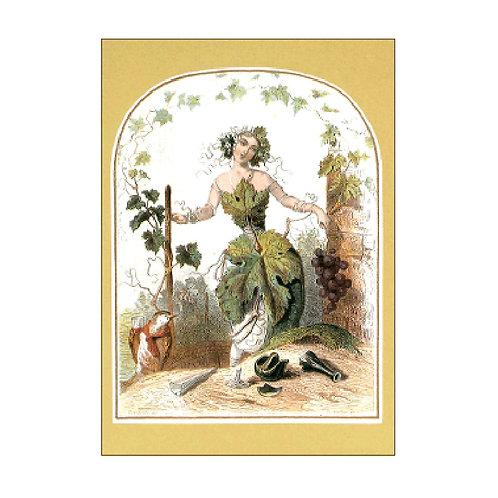 J.J. Grandville Postcard