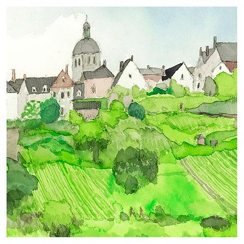Vezelay / France