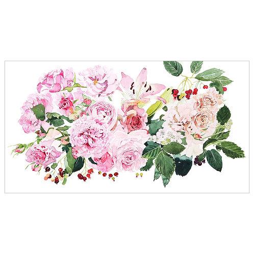 garden rose bouquet 2
