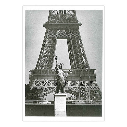Robert Doisneau Postcard