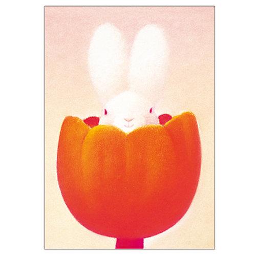 Hiroshi Watanabe Postcard