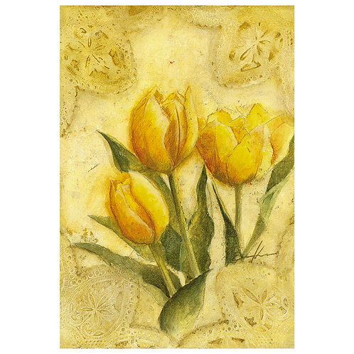 This flower for you. Tulips