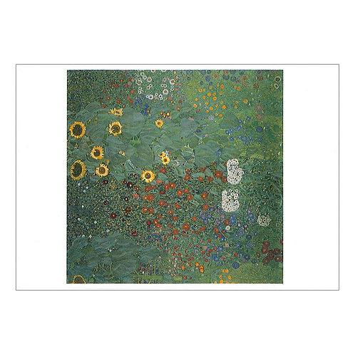 Gustav Klimt Postcard