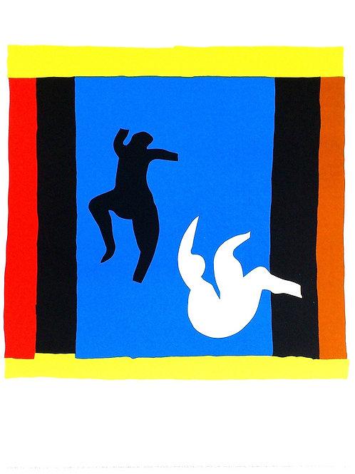 DEUX DANSEURS / Henri Matisse