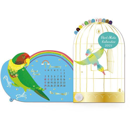 2021 Slide Calendar / Bird vol.209
