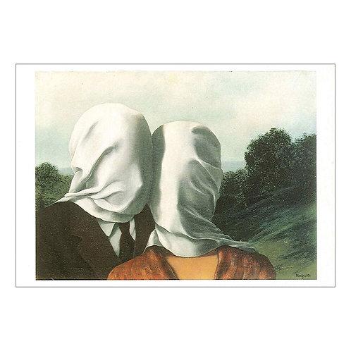 René Magritte Postcard