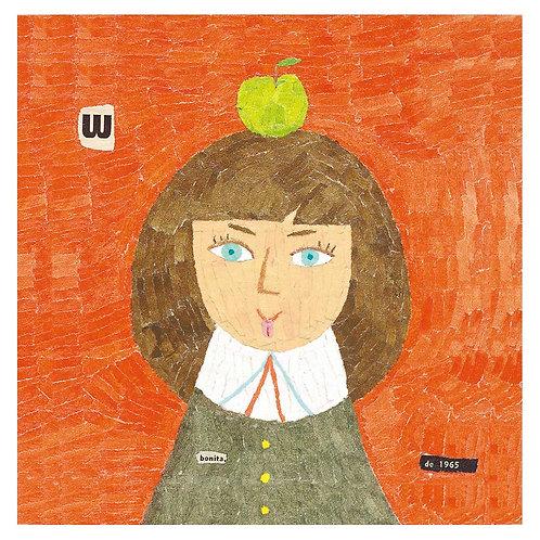 Ringo girl - Apple girl
