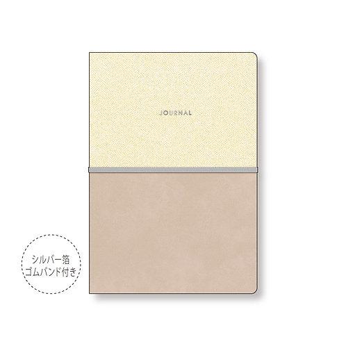 2021 Notebook B6 Spread 4 days weekly finie [Finier] Standard type / ivory
