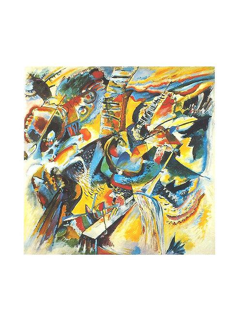 IMPROVISATION KLAMM / Wassily Kandinsky
