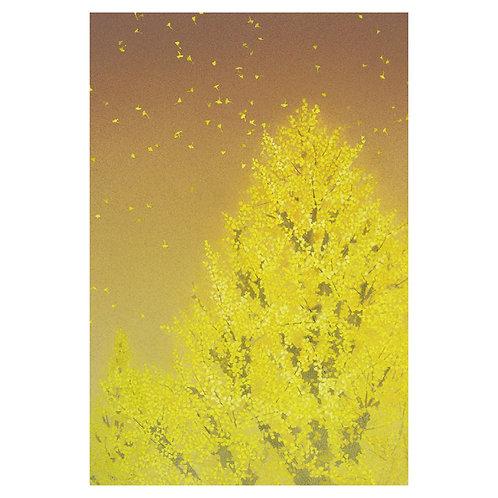 金色舞う/Fluttering Gold