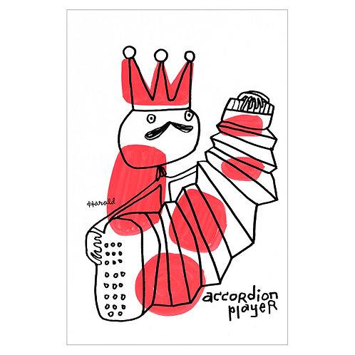 ACCORDION KING